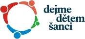 Logo Dejme detem sanci